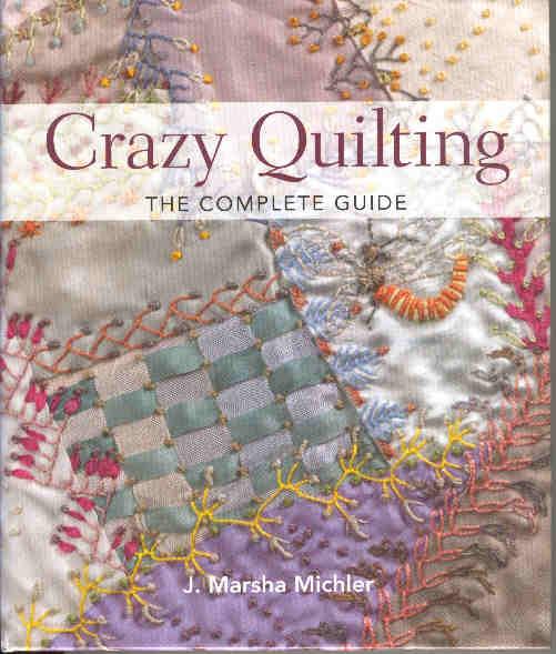 Patchwork Book 6 Crazy Quilting
