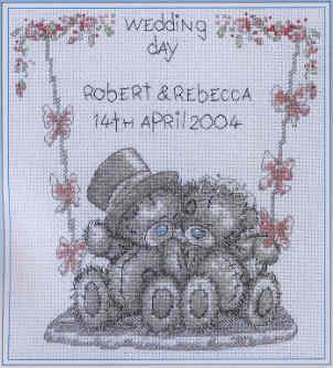 wedding in Cross Stitch Patterns | eBay - Electronics, Cars