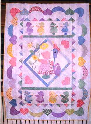 King Size Quilt Patterns - Connecting Threads