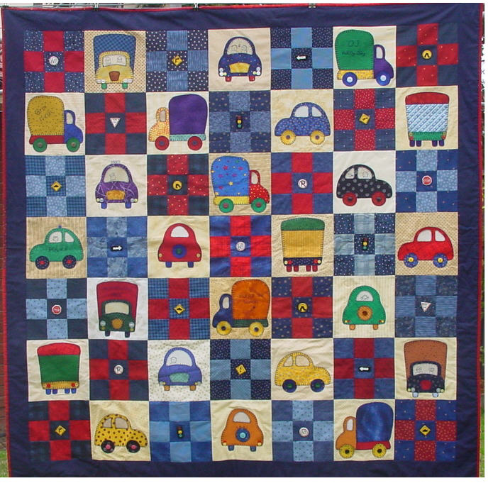 Whats New Hugs n Kisses stitchery patchwork and quilting patterns Quilt Patterns For Boys